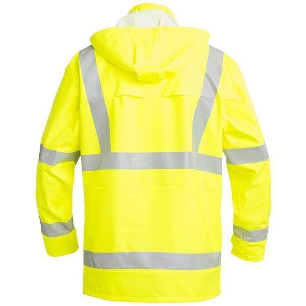 blouson impermeable haute visibilite-vestiwork-vetement de travail