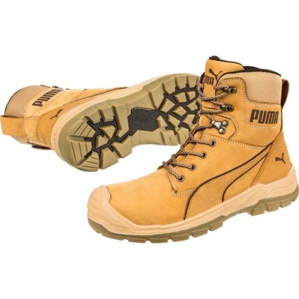 chaussures de sécurité puma